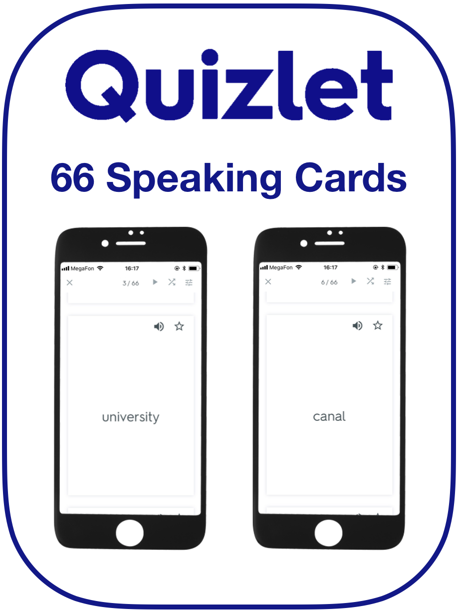 EFL Speaking Cards Who Which Where Relative Clauses